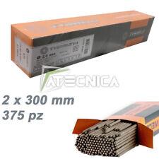 Elettrodi rutilici E6013 per ferro 2 x 300 mm 375pz TYSWELD saldatura MMA