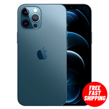 ✅ APPLE iPHONE 12 PRO MAX PACIFIC BLUE 128GB FACTORY UNLOCKED WORLDWIDE SEALED
