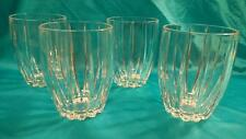 Waterford ~ Marquis ~ Set of 4 Glasses ~ 4-3/8 inches tall