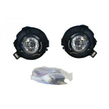 Fog Light Kit for Nissan Navara D40 12/2005-2015 with Wiring & Switch