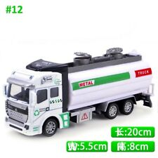1pc Kids Creative Alloy Car Truck Model Pull Back Power 1 48 Scale Vehicle Toys No.12