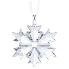 Swarovski Crystal 2018 LITTLE SNOWFLAKE  ORNAMENT 5349843