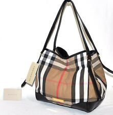 Burberry Signature Bridle House 'Canterbury Tote, Pre-owned 2(See Condition)$895
