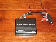 Myron & Davis ANT-109 4-Channel Universal Wireless FM Modulator