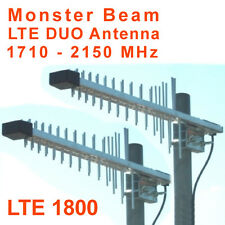 1800 MHz monstruo Beam antena, 4g LTE 1800, 10m cable a FME SMA (Telekom)
