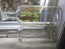 2 Antique RAWLEIGH'S Medicine Bottles
