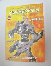 New in package, Geisters: Fractions of the Earth, Vol. 3 (DVD, 2005),DVD extras