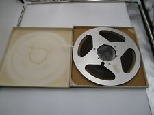 "1 Reel To Reel Tape Scotch 10.5"" Metal 1/4"" Good Condition B5"