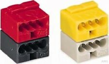 WAGO Busankoppler-Klemme lichtgrau gelb verr. 243-212