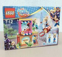 LEGO DC Super Hero Girls- 41231 - Harley Quinn Cafe Rescue - JOUET - BRIQUES