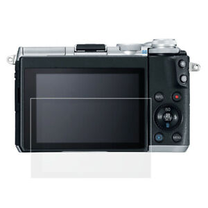 Tempered Glass LCD Screen Protector for Canon EOS RP M6 M50 M100 M200 G5X G7X
