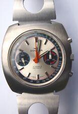 Vintage gents Dugena 1970'S FI racing chronograph watch