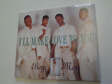 Boyz II Men I'll Make Love To You CD Single