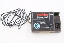 Robbe Kompakt 2 Channel 27MHz AM S 27- R 2 #8702