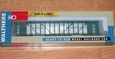 WALTHERS 932-4134 GOLD LINE 72' CENTERBEAM FLAT CAR CANADIAN PACIFIC CP 318403
