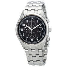 Citizen Chandler Black Dial Mens Chronograph Watch CA0620-59H