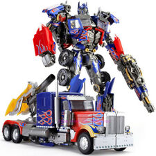 Transformers Bmb Ls03f Optimus Prime Alloy Enlarged Version Action Figure Toy