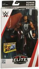 Roman Reigns WWE Mattel Elite Series 56 Brand New Action Figure - Mint Packaging