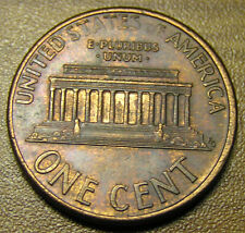 United States of America USA 1993 D Lincoln Union Shield Cent $0.01 US Coin