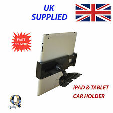 VOLVO Car iPad & Tablet PC Holder fits in CD Slot non suction style