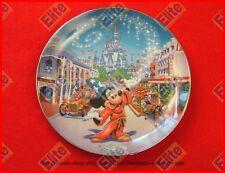 """Walt Disney World 25th Anniversary """"Main Street, U.S.A."""" Bradford - NIB"""