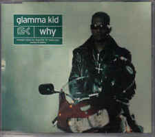 Glamma kid -Why  cd maxi single