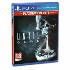 Until Dawn * Playstation Hits - PS4 neuf sous blister VF