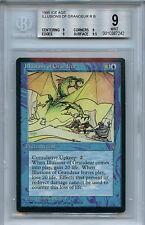 MTG Ice Age Illusions of Grandeur BGS 9.0 Mint Magic Card  WOTC 7242