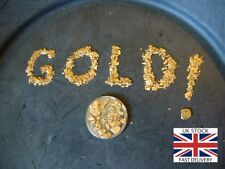GOLD PAY DIRT 3 lbs* or 1360gr Of Rich Northern Pennine PayDirt GOLD even GEM'S