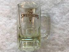 SWENSEN'S Vintage Glass Root Beer Mug