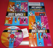 Wii U Just Dance 2014 [PAL] Nintendo Super Console *JRF*