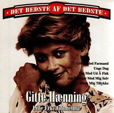 CD & Haenning Henning, Lille Uto. himmelbla, 1998, Best of, danese, RAR