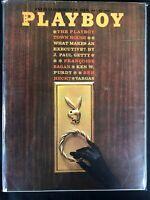 Playboy, magazine, May, 1962, Marya Carter, Vargas