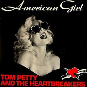 TOM PETTY American Girl BANNER HUGE 4X4 Ft Fabric Poster Tapestry Flag album art