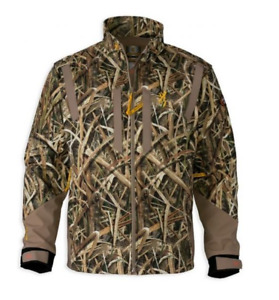 Browning Wicked Wing Windkill - 3XL - Fleece Lined Duck Hunting Jacket - MOSGB