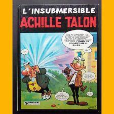 L'INSUBMERSIBLE ACHILLE TALON Greg EO 1981