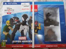 MARVEL SUPER HEROES. PS Vita. ¡¡¡NUEVO!!! EDICION COLECCIONISTA. PAL ESPAÑA