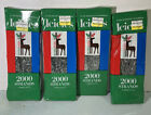 Lot 4 Boxes Vintage Tinsel Icicles 2000 Strands Sprouse-Reitz Tacoma See Photos