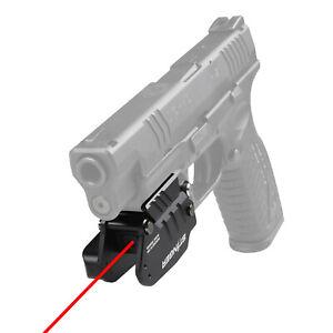 Stinger Minimalist Holster with Laser Sight, Concealment Trigger Guard Holster