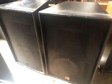 Jbl SR-4735X speakers