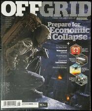 Off Grid Recoil Magazine Issue #7 Spring 2015 Survival Prep Defense