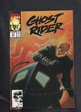 GHOST RIDER #13 VF  1991 MARVEL COMICS