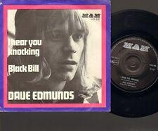 "DAVE EDMUNDS I Hear You Knocking SINGLE 7"" Black Bill 1970"