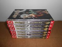 Archlord vol.1-6 by Jin-Hwan Park Manhwa Manga Graphic Novel Book Lot in English