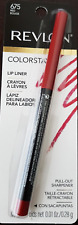 Red 675 Revlon Colorstay Lipliner With SoftFlex Lip Liner