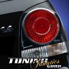 Pour VW Polo 9N Original Hella Verre Transparent Lot de Feux Arrière en Noir