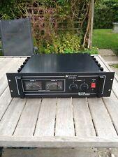 More details for bk electronics mxf 600 power amplifier, british, vintage