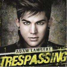 ADAM LAMBERT - TRESPASSING (DELUXE VERSION)  CD +++++++++++++NEU