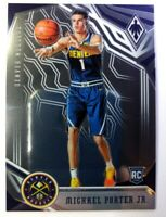 2018 Panini Chronicles Michael Porter Jr. Rookie RC #599, Denver Nuggets