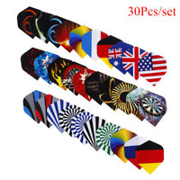 30X Professional Darts Wing Tail Indoor Game Dart Flights PET Dart AccessoriesSE